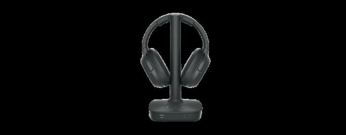 Sony WHL600, Căști wireless cu sunet surround digital, Negre [2]