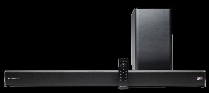 Soundbar Cambridge Audio TVB2-V2,  Subwoofer Wireless, Bluetooth si NFC, 120 W 0
