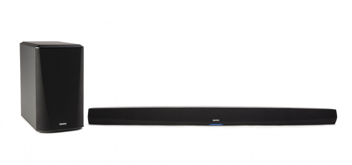 Soundbar Denon DHT-S516H 2
