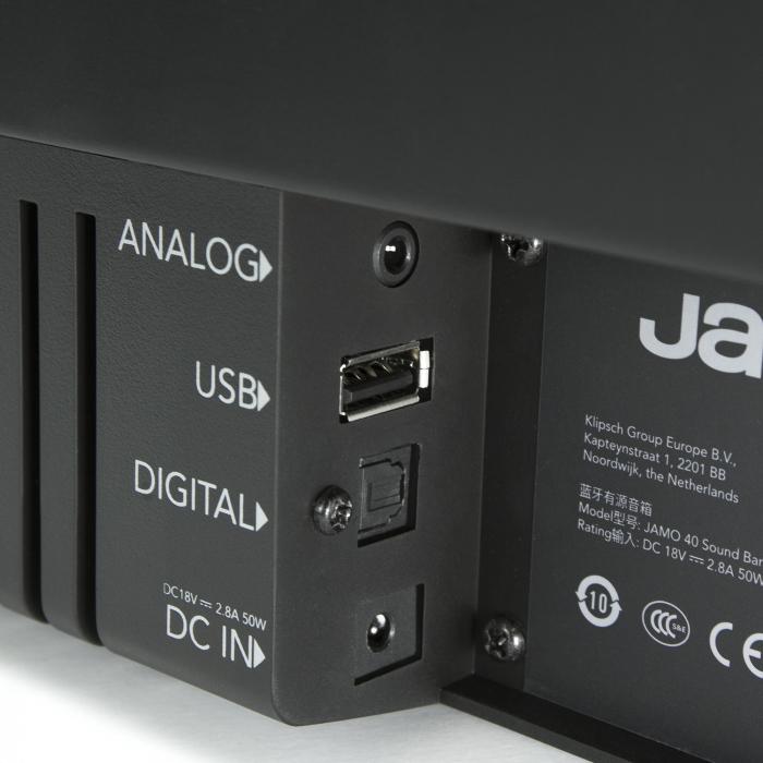 Soundbar Dolby Audio JAMO SB 40 10
