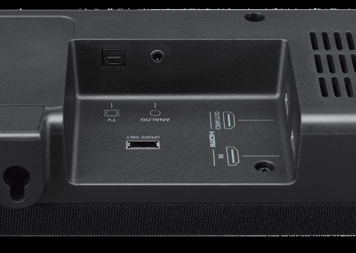 Soundbar Yamaha YAS-207 2