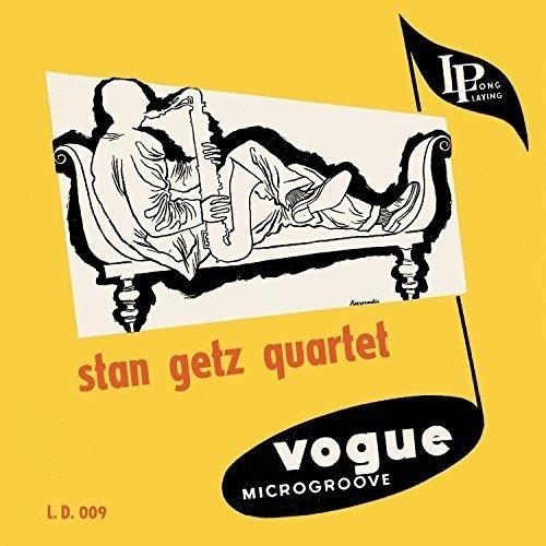 Vinil Stan Getz Quartet-Stan Getz Quartet (Vogue Jazz Club Collection)-LP 0