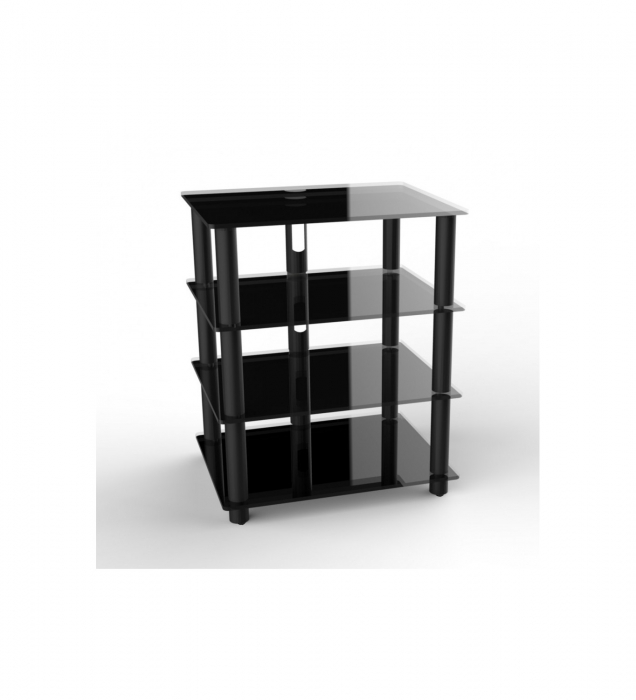 Stand HiFi Norstone Epur 4 Black [0]