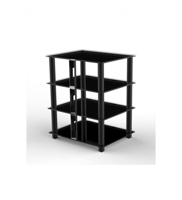 Stand HiFi Norstone Epur 4 Black [2]
