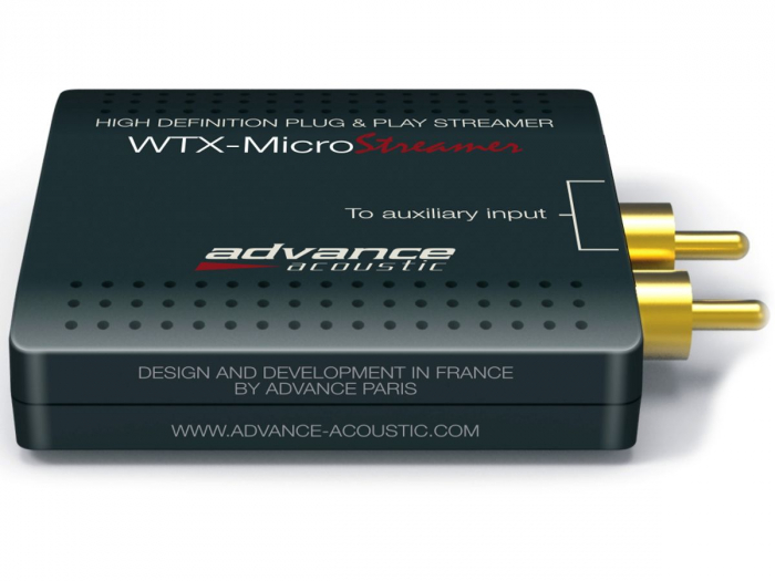Streamer Advance Acoustic WTX- Microstream 0