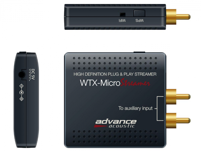 Streamer Advance Acoustic WTX- Microstream 2