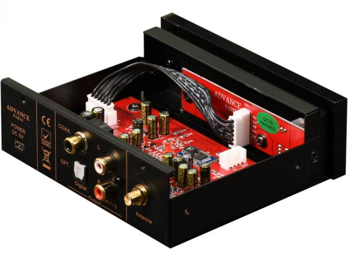 Streamer Bluetooth Advance Acoustic WTX-1100 aptX HD 2