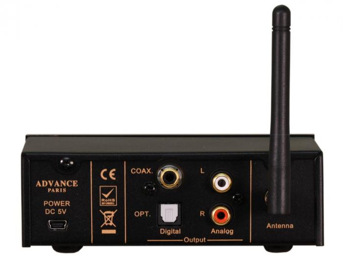 Streamer Bluetooth Advance Acoustic WTX-1100 aptX HD 1