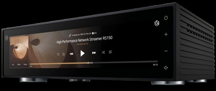 Streamer cu DAC si Preamplificator HiFi Rose RS150B [2]