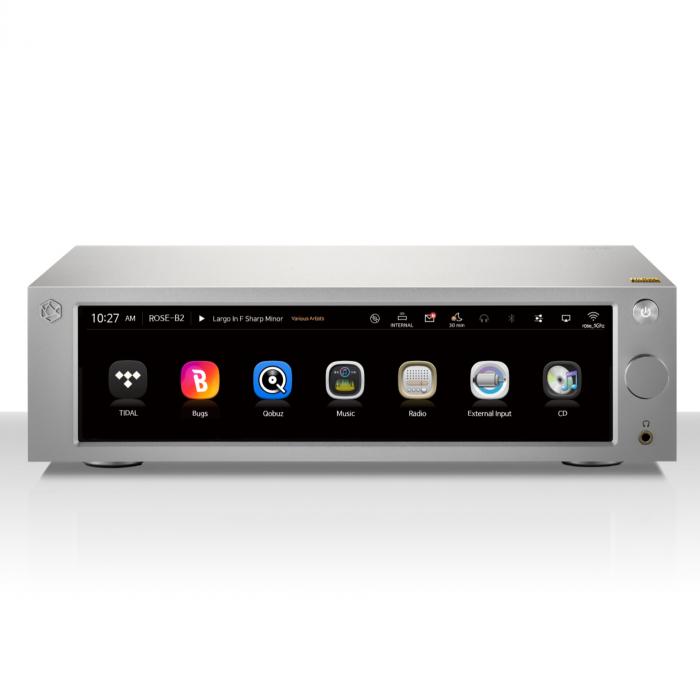 Streamer cu DAC si Preamplificator HiFi Rose RS250 [0]