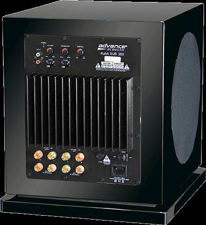 Subwoofer Advance Acoustic KUBIK SUB-200 1