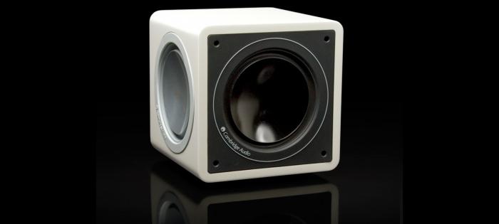 Subwoofer Cambridge Audio Minx X201 0