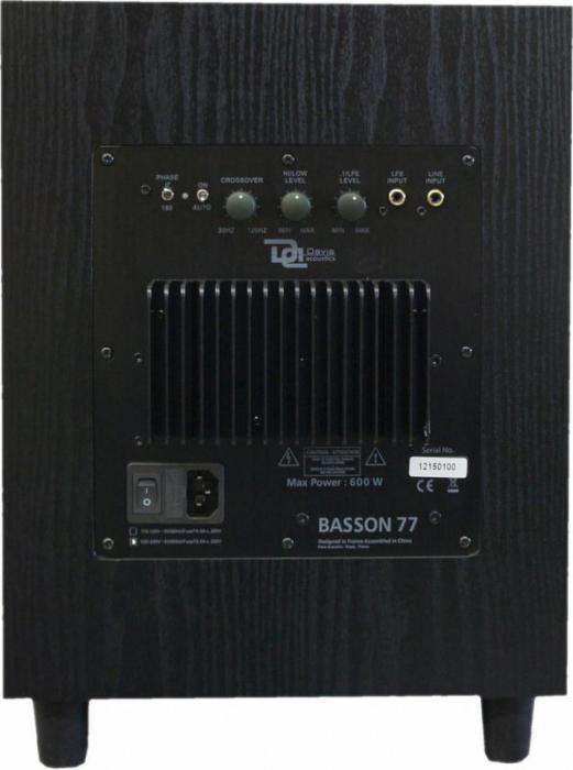 Subwoofer Davis Acoustics Basson 77 1