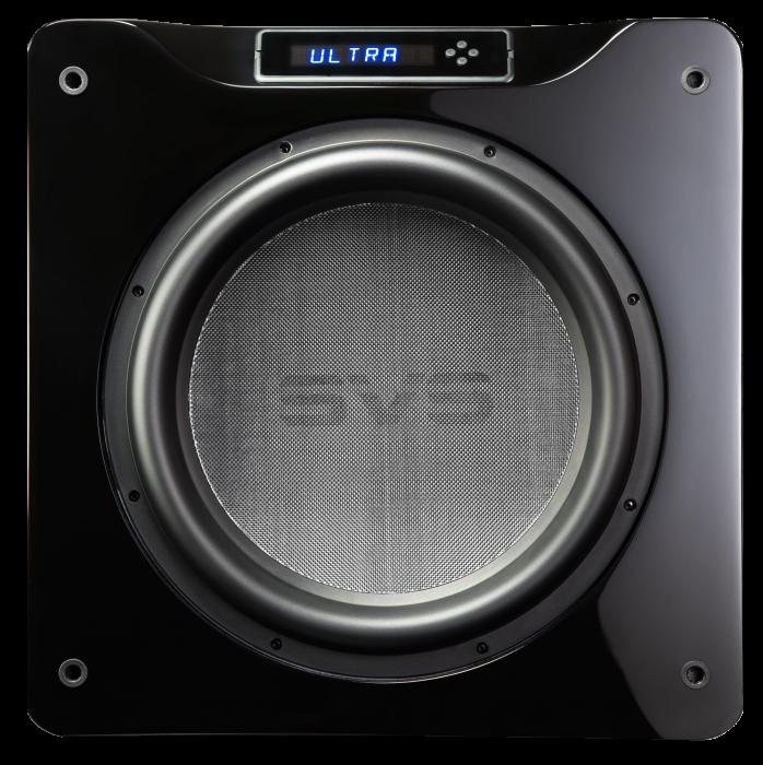 Subwoofer SVS SB16-ULTRA Black Gloss [0]