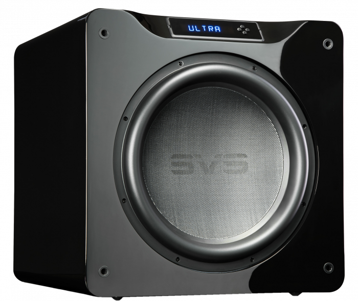 Subwoofer SVS SB16-ULTRA Black Gloss 2