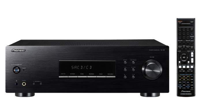 Receiver stereo Pioneer SX-20 0