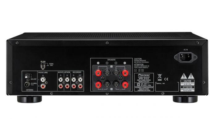Receiver stereo Pioneer SX-20 1