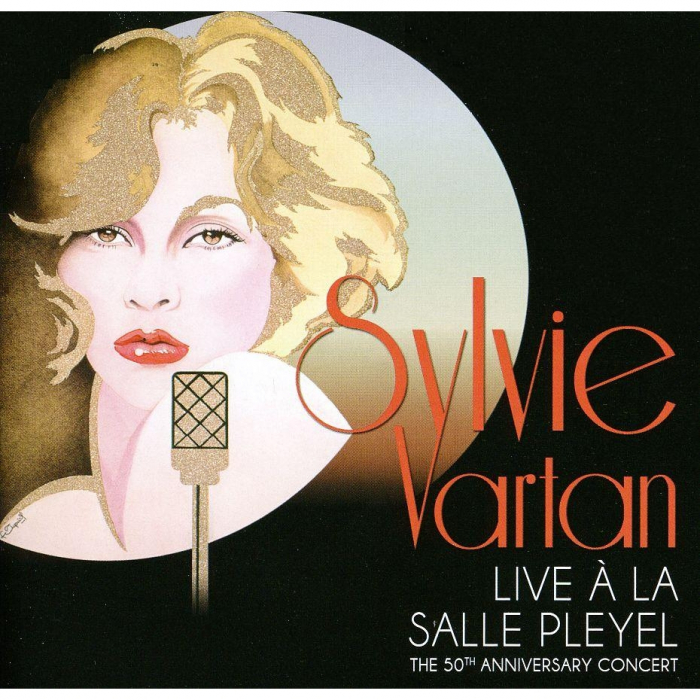 Vinil Sylvie Vartan-Live A La Salle Pleyel: The 50Th Anniversary Concert-3LP 0