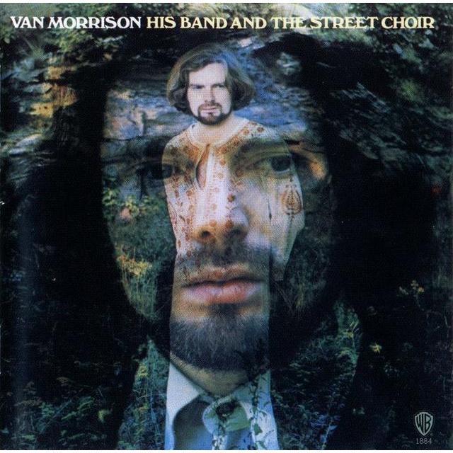 Vinil Van Morrison-His Band And The Street Choir-LP 0