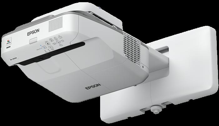 Videoproiector Epson EB-685Wi Ultra Short Throw 0