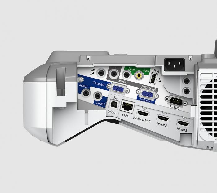 Videoproiector Epson EB-685Wi Ultra Short Throw 1