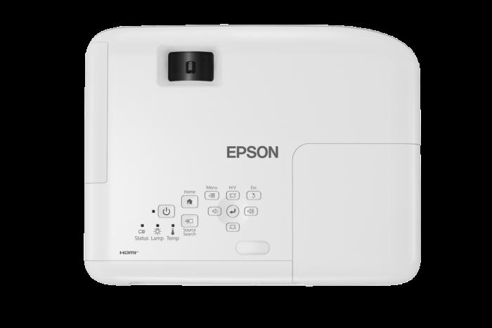 Videoproiector EPSON EB-E10, XGA 1024 x 768, 3600 lumeni, 15000:1 [3]