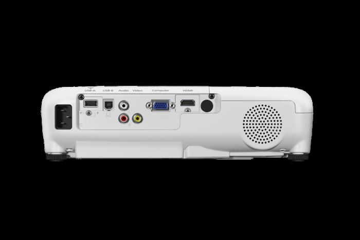 Videoproiector EPSON EB-X06, XGA 1024 x 768, 3600 lumeni, 16000:1 [2]