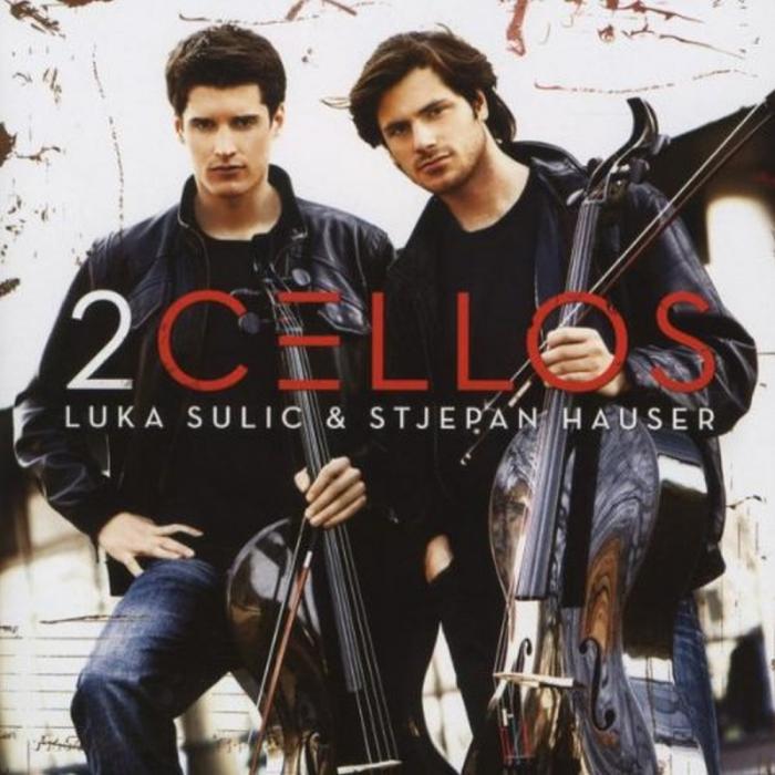 Vinil 2Cellos-2 Cellos (180g Audiophile Pressing)-LP 0