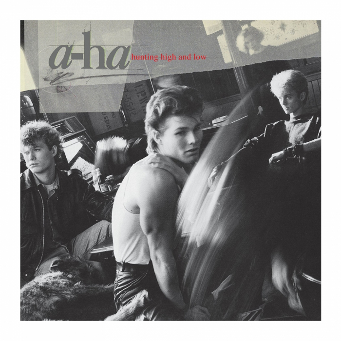 Vinil A-ha-Hunting High And Low-LP 0