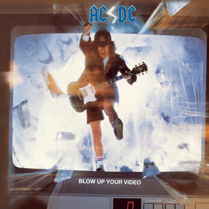 Vinil AC/DC-Blow Up Your Video (180g Audiophile Pressing)-LP 0