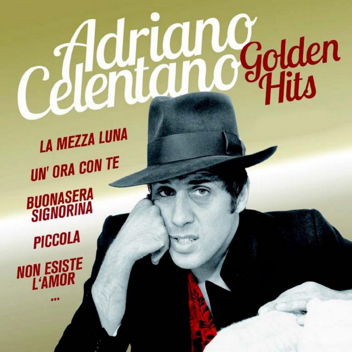 Vinil Adriano Celentano-Golden Hits (180g Audiophile Pressing)-LP 0