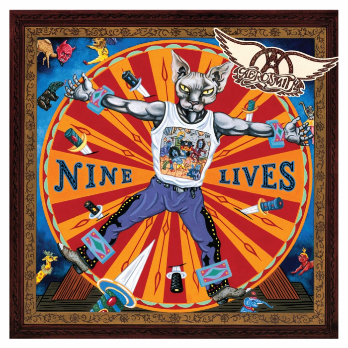 Vinil Aerosmith-Nine Lives (180g Audiophile Pressing)-2LP 0