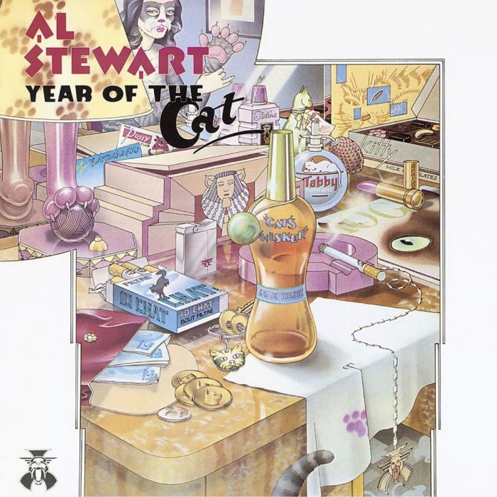 Vinil Al Stewart-Year Of The Cat (180g Audiophile Pressing)-LP 0