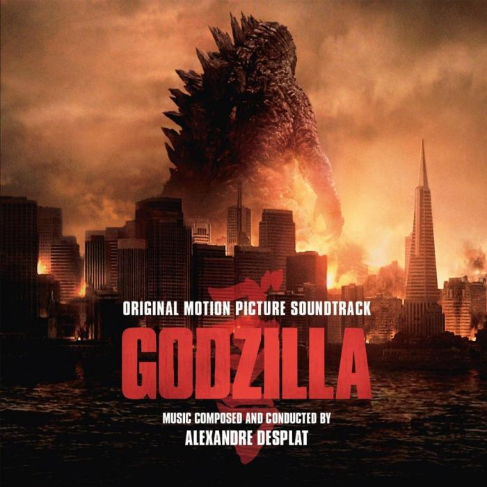 Vinil Alexandre Desplat-Godzilla (2014) OST (180g Audiophile Pressing)-2LP 0