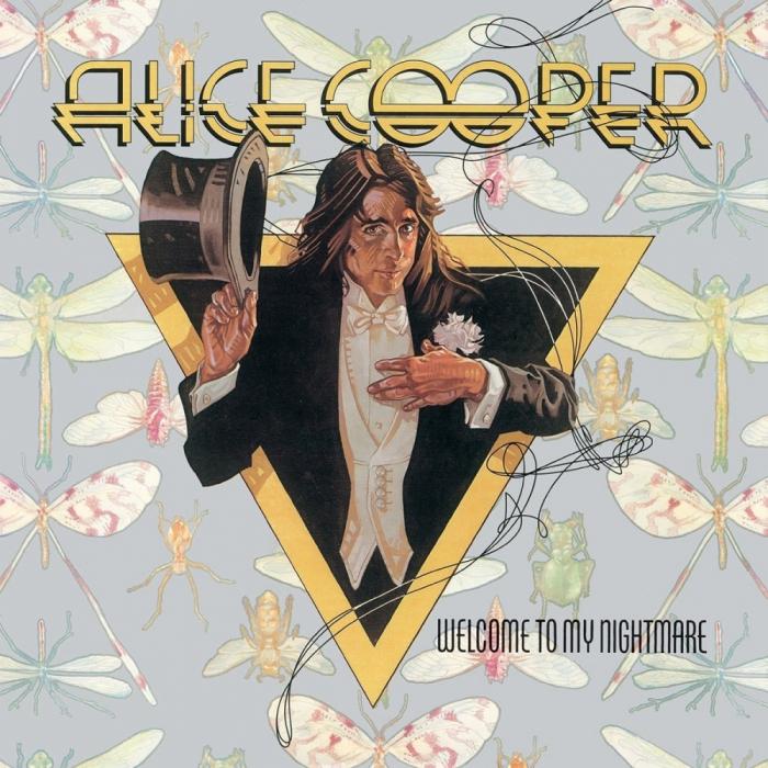 Vinil Alice Cooper-Welcome To My Nightmare-LP 0