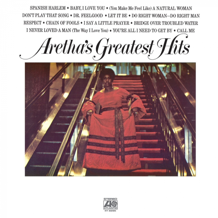 Vinil Aretha Franklin-Greatest Hits-LP 0