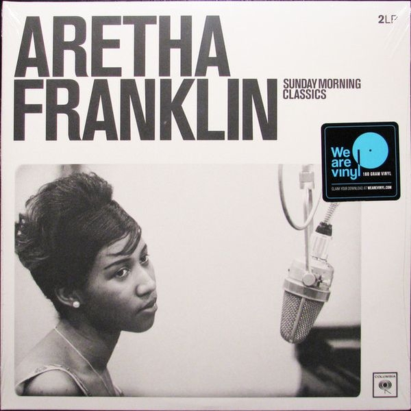 Vinil Aretha Franklin-Sunday Morning Classics (180g Audiophile Pressing)-2LP 0