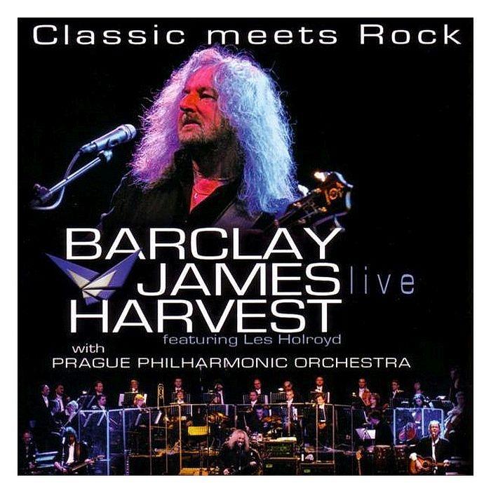Vinil Barclay James Harvest feat. Les Holroyd with Prague Philharmonic Orchestra-Classic Meets Rock (RSD 2018)-LP 0
