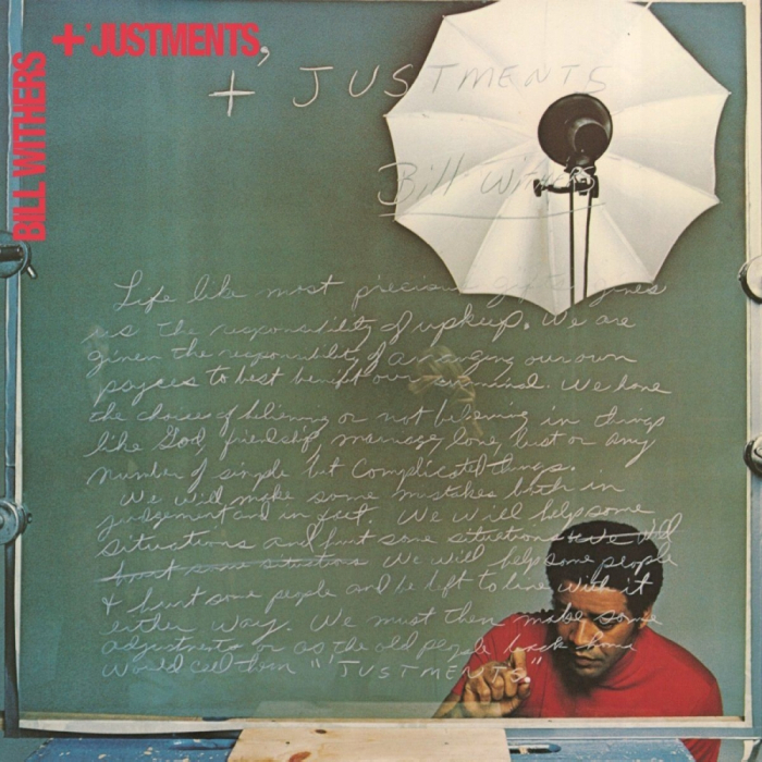 Vinil Bill Withers-+Justments (180g Audiophile Pressing)-LP 0