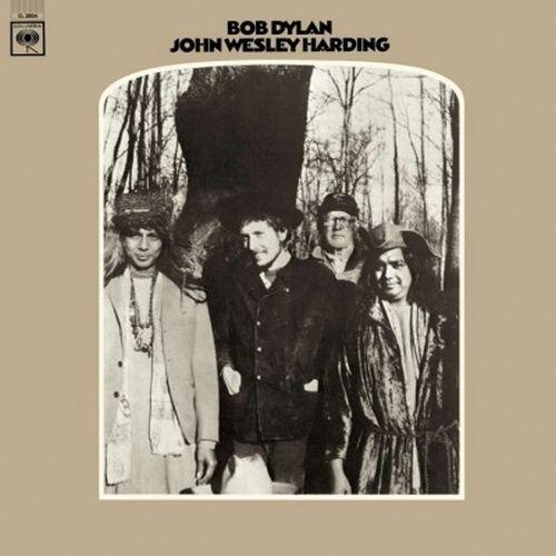 Vinil Bob Dylan (from Traveling Wilburys)-John Wesley Harding (180g Audiophile Pressing)-LP 0