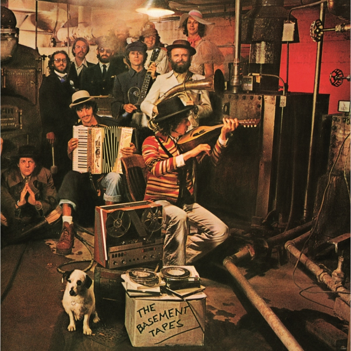 Vinil Bob Dylan (from Traveling Wilburys) & The Band-Basement Tapes (180g Audiophile Pressing)-2LP 0