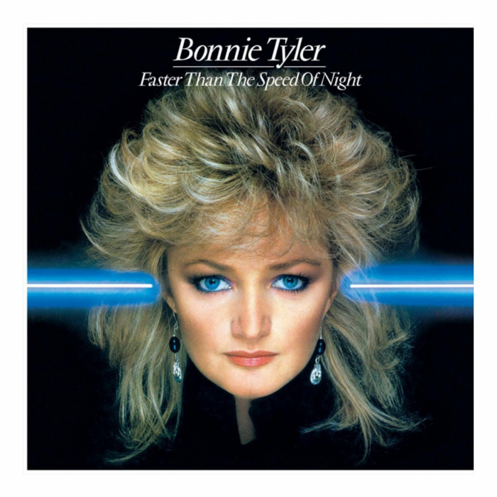 Vinil Bonnie Tyler-Faster Than The Speed Of Night (180g Audiophile Pressing)-LP 0