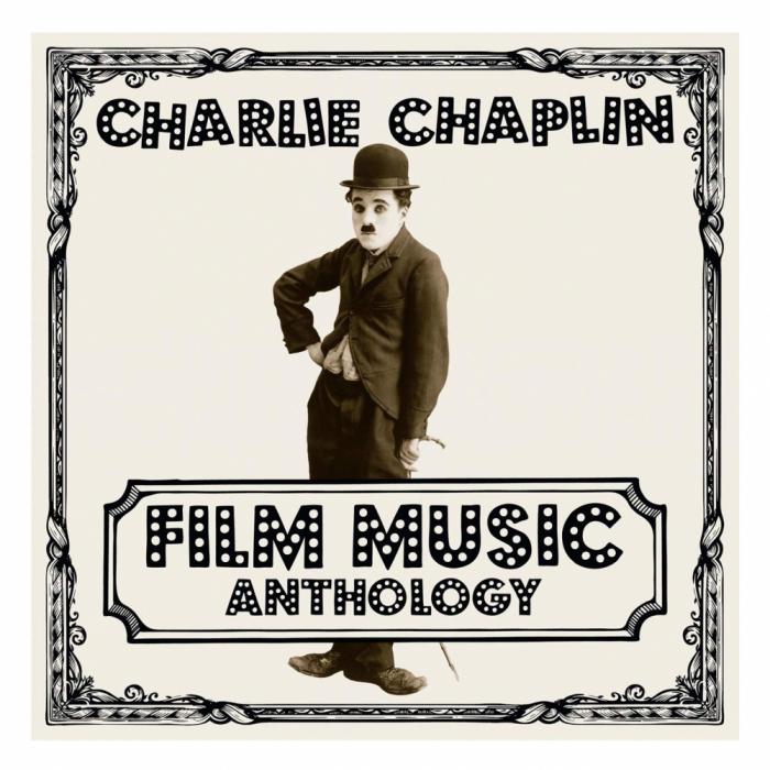Vinil Charlie Chaplin-Charlie Chaplin Film Music Anthology-2LP 0