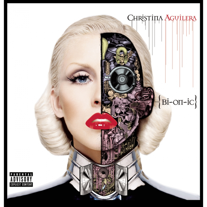 Vinil Christina Aguilera-Bionic-3LP 0
