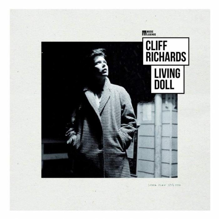 Vinil Cliff Richard-Living Doll-LP 0
