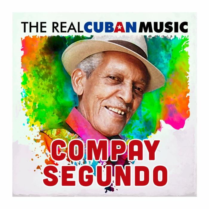 Vinil Compay Segundo (from Buena Vista Social Club)-The Real Cuban Music (Remasterizado)-2LP 0