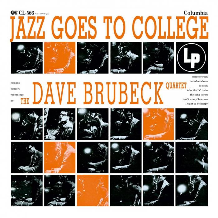 Vinil Dave Brubeck Quartet-Jazz Goes To College (180g Audiophile Pressing)-LP 0