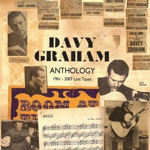 Vinil Davy Graham-Anthology: 1961-2007 Lost Tapes (180g Audiophile Pressing)-2LP 0
