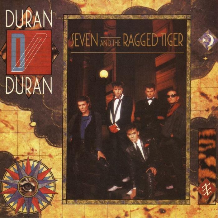 Vinil Duran Duran-Seven And The Ragged Tiger-2LP 0