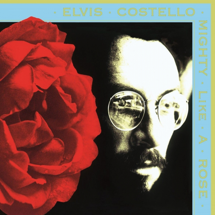 Vinil Elvis Costello-Mighty Like A Rose (180g Audiophile Pressing)-LP 0